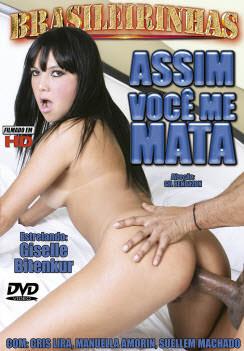 Filme pornô Assim Você me Mata Capa Hard
