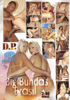 Filme pornô Big Bundas Brasil 2 capa de Trás