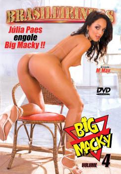 Filme pornô Big Macky 4 Capa da frente