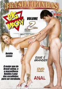 Filme pornô Big Macky 2 Capa Hard