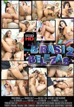 Filme pornô Brasibelezas 2 capa de Trás