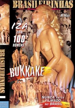 Filme da Brasileirinhas online para assistir na sua TV Bukkake Izza Saint