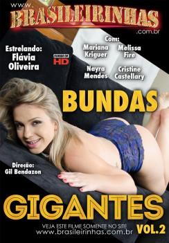 Filme pornô Bundas Gigantes 2 Capa Hard