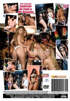 Filme pornô Carnafunk  capa de Trás