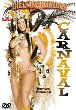 Filme pornô Carnaval 2010 Capa da frente