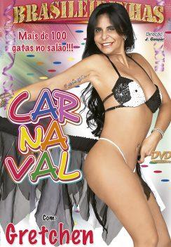 Filme pornô Carnaval 2007 Capa da frente