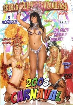 porn Carnaval 2008 Front cover