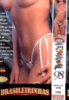 Filme pornô Carnaval em Porto Seguro capa de Trás