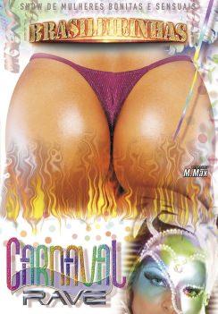 Filme pornô Carnaval Rave 2003 Capa da frente
