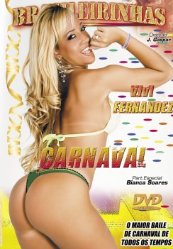 Filme pornô Carnaval 2006 (Vivi Fernandez) Capa da frente