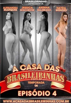 Filme da Brasileirinhas online para assistir na sua TV Casa das Brasileirinhas - Temporada 6