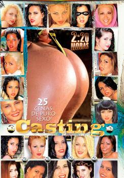 Filme pornô Casting Capa da frente