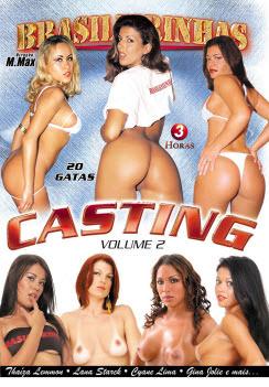 Filme pornô Casting 2 Capa da frente