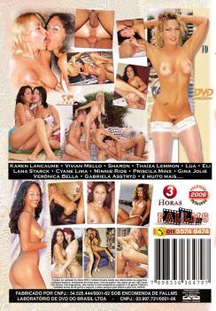 Filme pornô Casting 2 capa de Trás