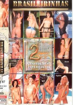 porn Cenas de Sexo Interracial Front cover