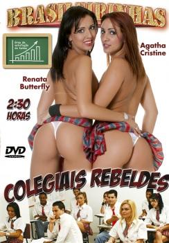 Filme pornô Colegiais Rebeldes Capa Hard