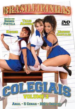 Filme da Brasileirinhas online para assistir na sua TV Colegiais Vol.2