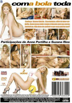 Filme pornô Com a BolaToda capa de Trás