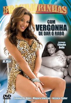 Filme pornô Com Vergonha De Dar O Rabo Capa da frente