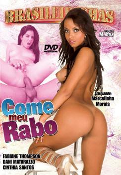 Filme pornô Come meu rabo Capa da frente