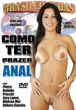Filme pornô Como ter prazer anal Capa Hard