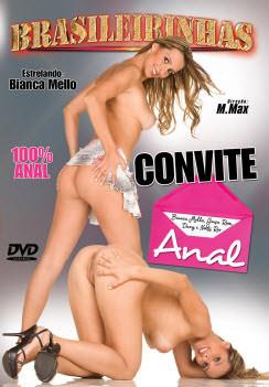 Filme pornô Convite Anal Capa da frente