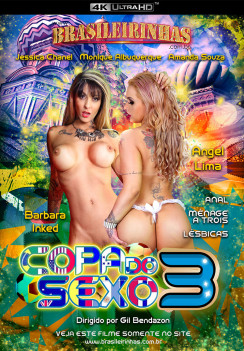 porn Copa do Sexo 3 Front cover