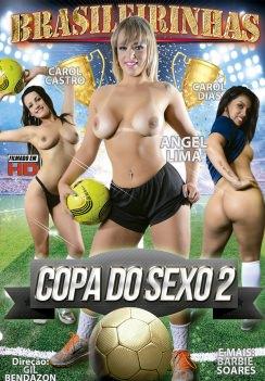 Filme pornô Copa do Sexo 2 Capa Hard