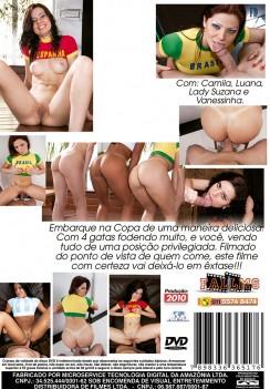 Filme pornô Copa do Sexo capa de Trás