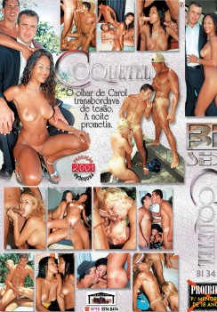 Filme pornô Coquetel capa de Trás