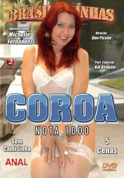 Filme pornô Coroa Nota 1000 Capa da frente