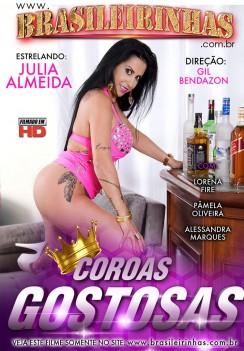 Filme pornô Coroas Gostosas Capa Hard