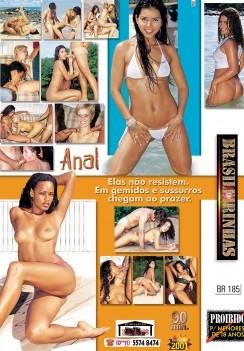 Filme pornô Dando a Rabiola capa de Trás
