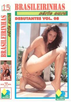 porn Debutantes 8 Front cover