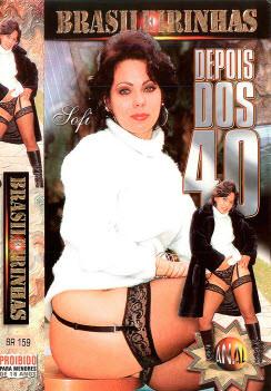 Filme pornô Depois dos 40 Capa da frente