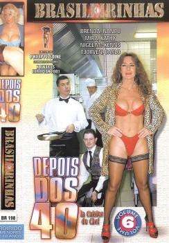 Filme pornô Depois dos 40 A Cusinha do Chefe Capa da frente