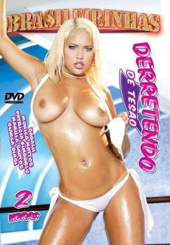 Filme pornô Derretendo de Tesão Capa da frente