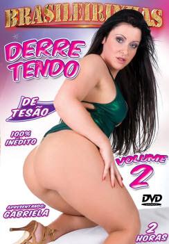 Filme pornô Derretendo de Tesão 2 Capa da frente