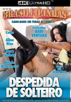 Filme pornô Despedida de Solteiro 4K Capa Hard