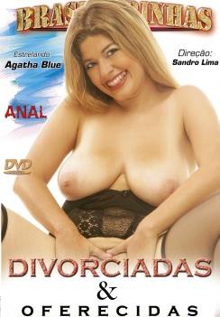 Filme pornô Divorciadas e Oferecidas Capa da frente