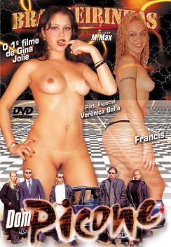 Filme pornô Dom Picone Capa da frente