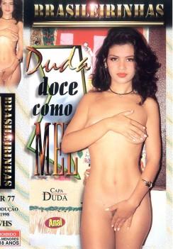 Filme pornô Duda Doce como Mel Capa da frente