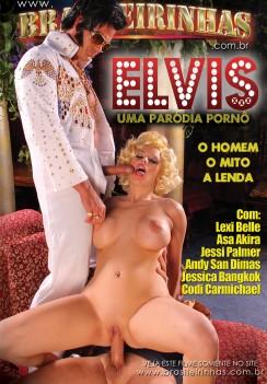 Filme pornô Elvis XXX Capa Hard