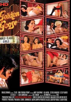 Filme pornô Elvis XXX capa de Trás