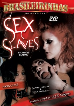 Filme pornô Escravas Sexuais Capa da frente