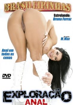 Filme pornô Exploração Anal Capa da frente
