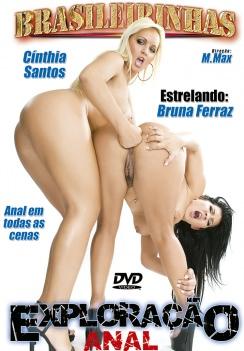 Filme pornô Exploração Anal Capa Hard