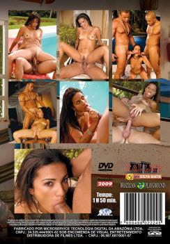 Filme pornô Extasy Tropical capa de Trás