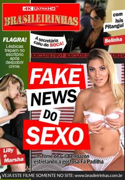 Porn Fake News do Sexo Hard cover
