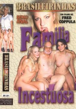 porn Família Incestuosa Front cover